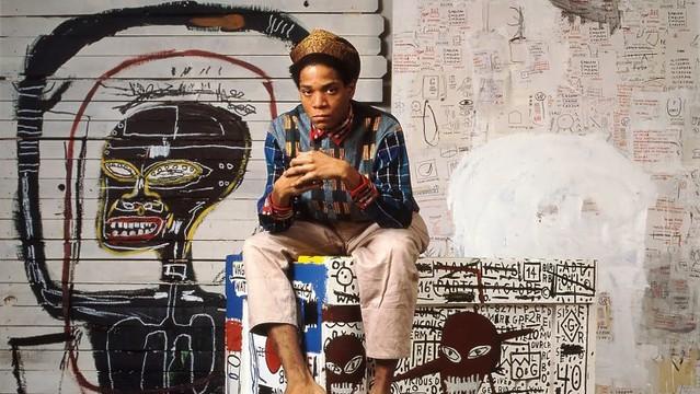 Jean-Michel Basquiat costumavam deixar bem claras as dicotomias sociais em suas obras - Créditos: Reprodução/Youtube