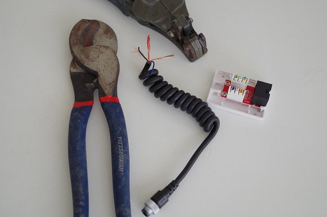 DIY RJ45 P-TTL Cable Extender - PentaxForums.com