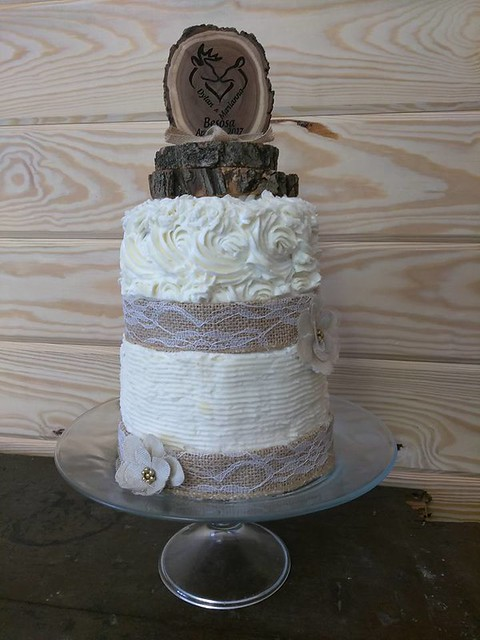 Cake by Peachie Keen Pastry