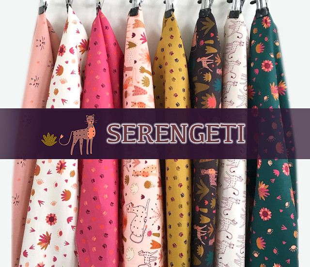 Dashwood Studio Serengeti Collection by Elena Essex