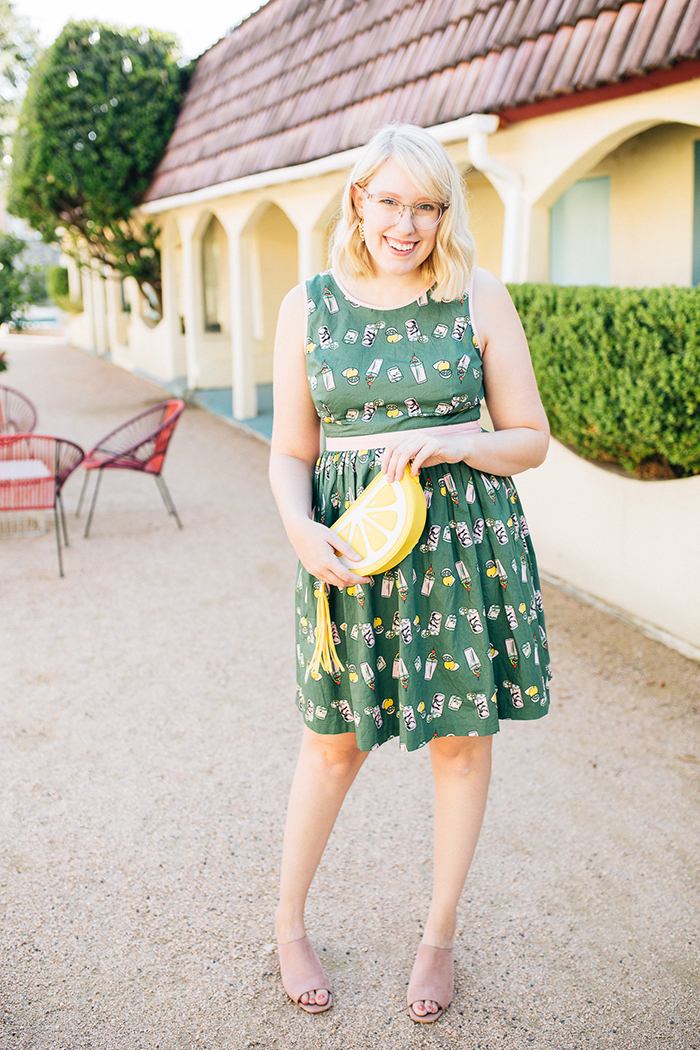 writes like a girl austin style blog aglow in the moment modcloth dress17