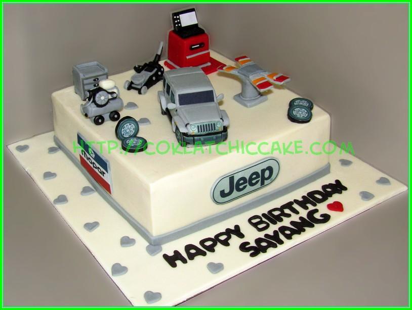 bengkel jeep