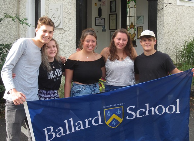Ballard GCSE results - a 5 year high!