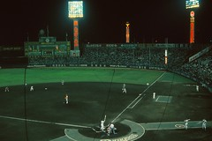 Ochiai at bat, Japan, 1988