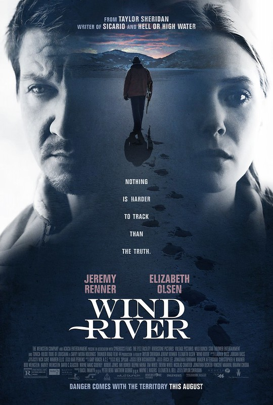 Wind River - Poster 2