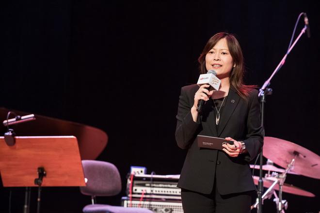 台灣賓士公共關係部陳允若協理表示,未來台灣賓士會繼續鼎力支持台灣藝文盛事,引進更多國際級音樂巨擘,將爵士熱情在台灣延續下去