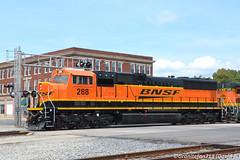 BNSF 288 EMD SD75I