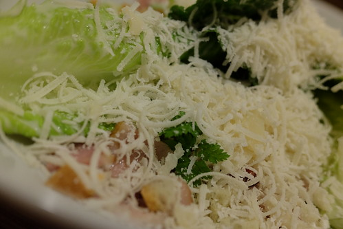 シーザーサラダcheese rich Caesar salad