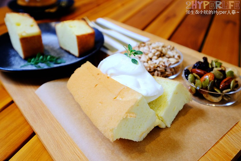 BakkiHandmade,台中下午茶,台中甜食,台中甜點,磅蛋糕 @強生與小吠的Hyper人蔘~