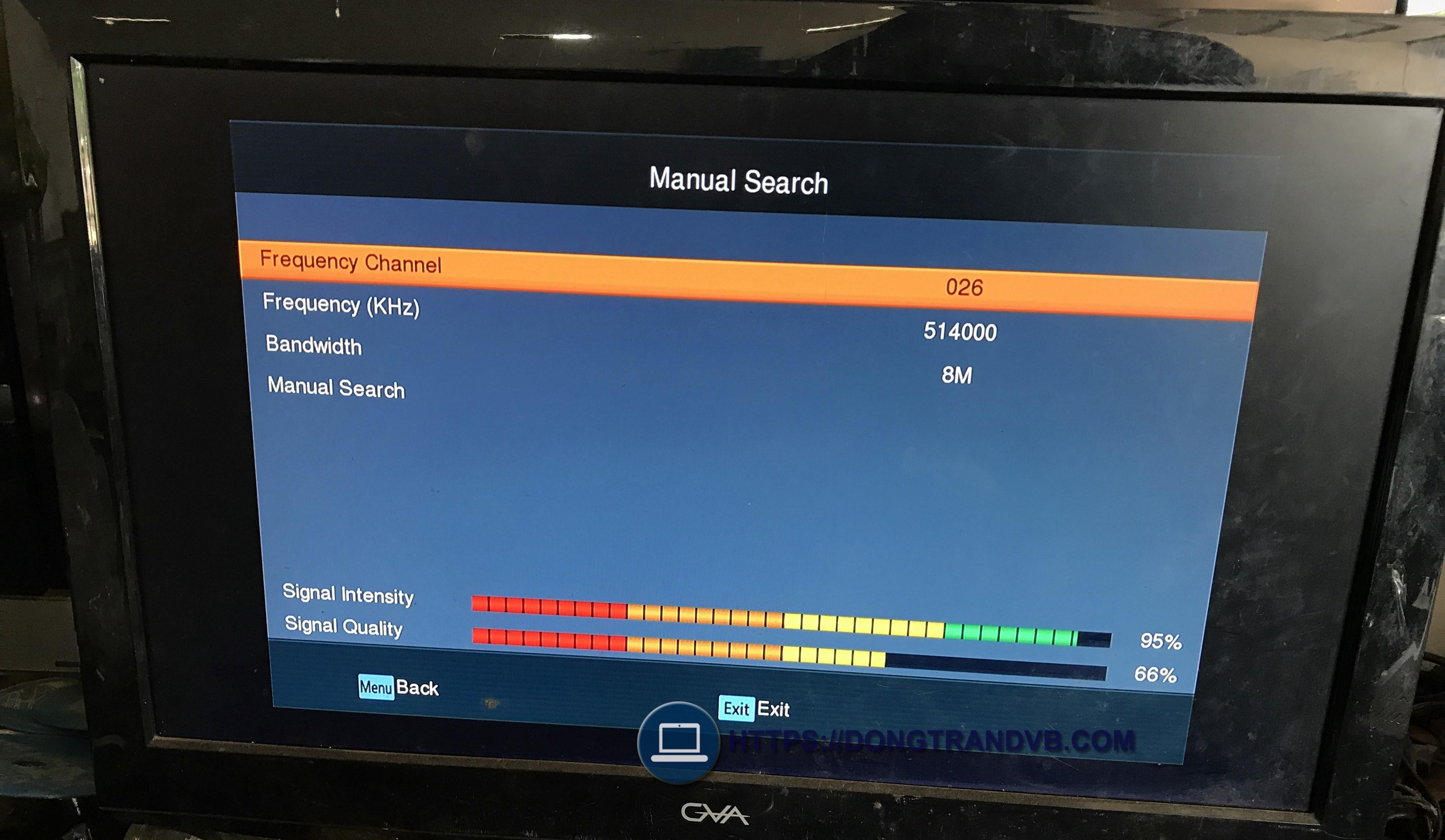 DVB-T2 dau thu campuchia