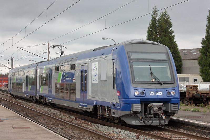 Z 23502 HdF / Hazebrouck
