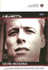 Heart of Midlothian v Rangers 20040313