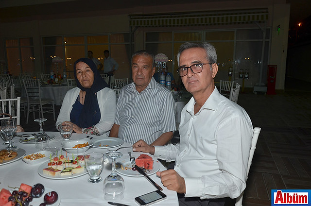Rukiye Özdemir, İhsan Özdemir, Osman Fidan