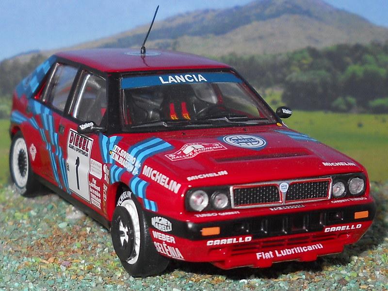 Lancia Delta Integrale - San Remo 1989