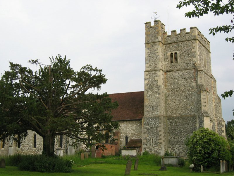 holy trinity church in cookham