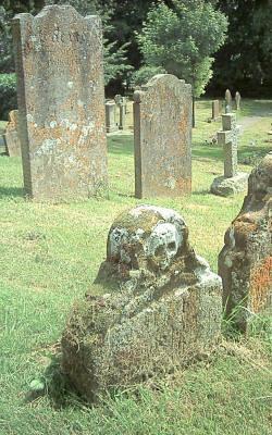 Pirates Graves St Barth Church Burwash