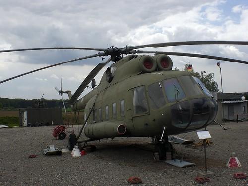 Russischer Hubschrauber MIL russe