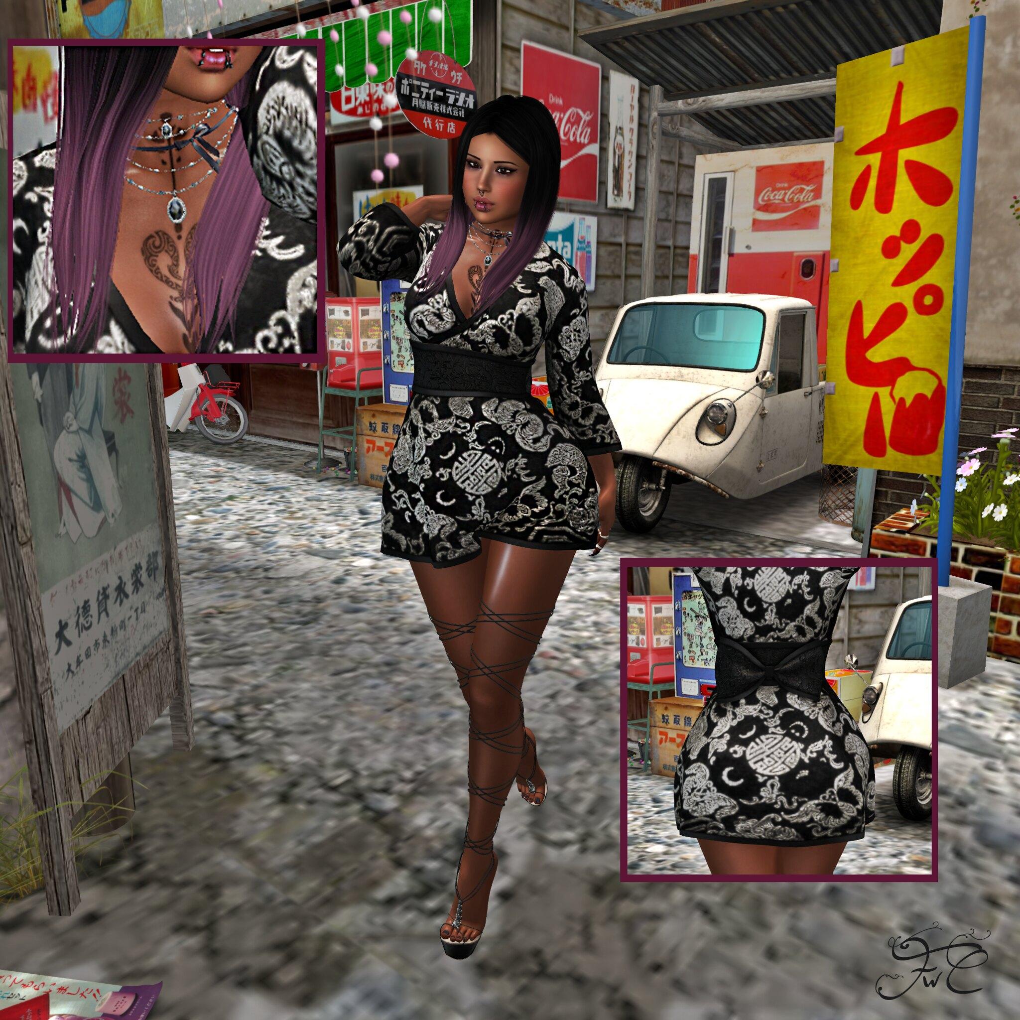 Blossom Kimono Redux