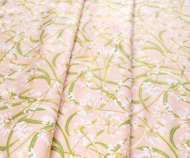 Dashwood Studio Jardin Anglais JARD 1266 Pink Flower