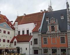 Latvia (Riga) Beauty of Art Nouveau buildings