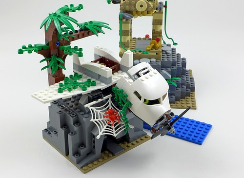LEGO City Jungle 60161 Jungle Exploration Site 74