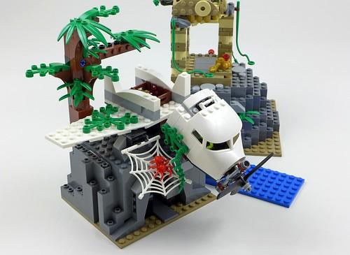 LEGO City Jungle 60161 Jungle Exploration Site 74