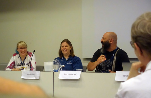 Worldcon 75 cool science of the future panel