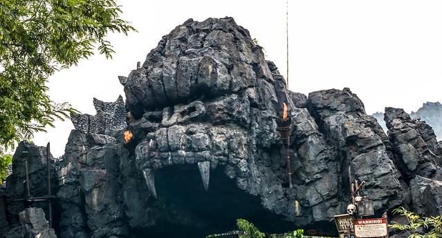 King Kong rock IoA