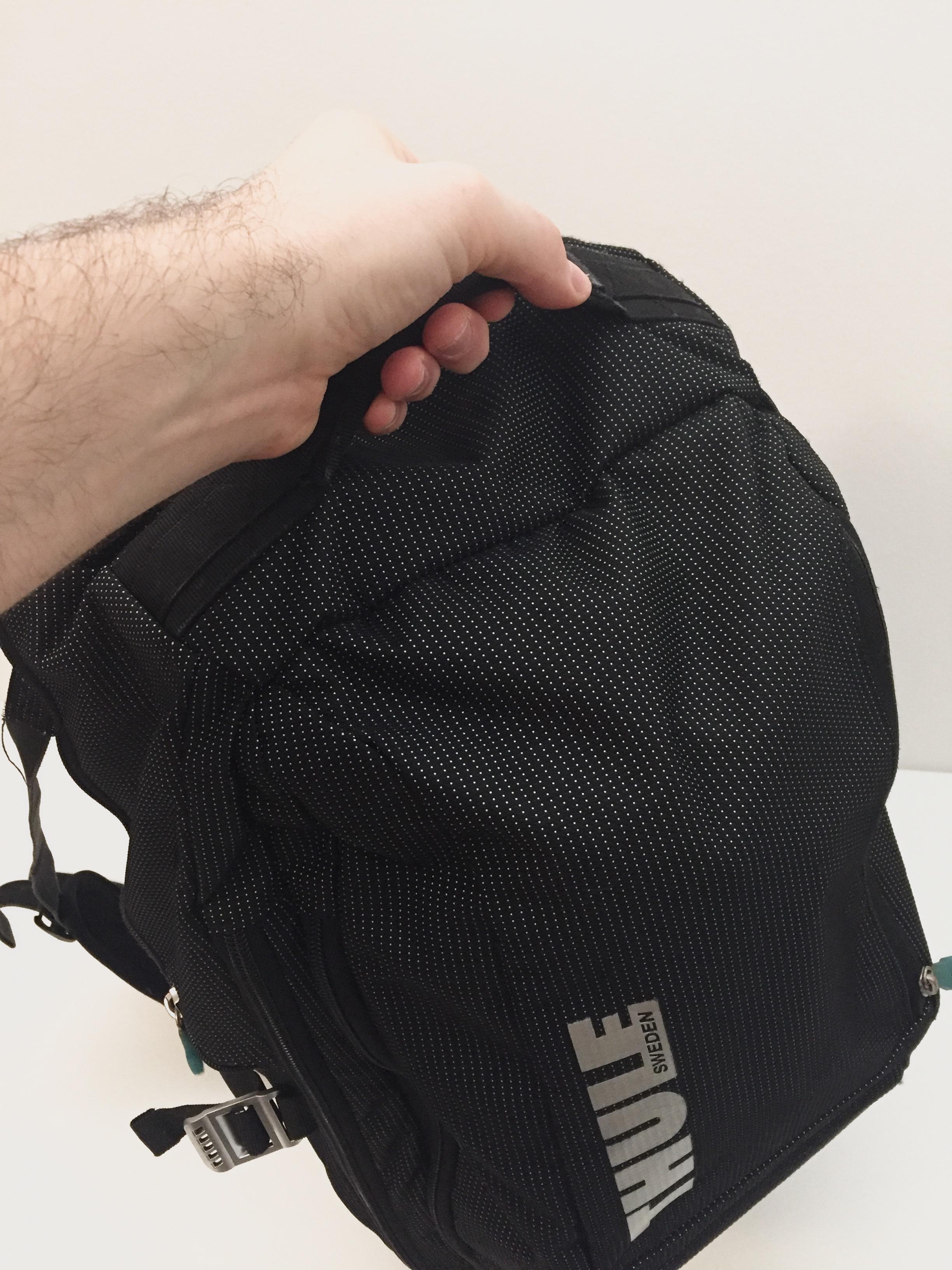 20170904 Thule Crossover 21L Mon sac à dos au quotidien 8