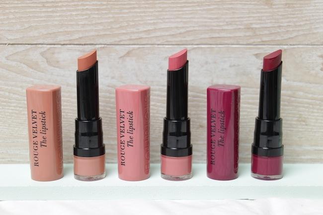rouges_mat_velvet_the_lipstick_bourjois_beaute_blog_mode_la_rochelle_1