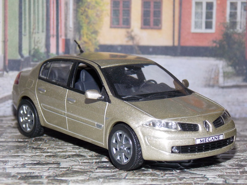Renault Megane II - 2006 - Norev