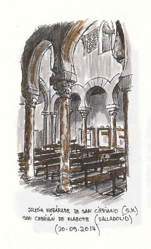 San Cebrián de Mazote (Valladolid)