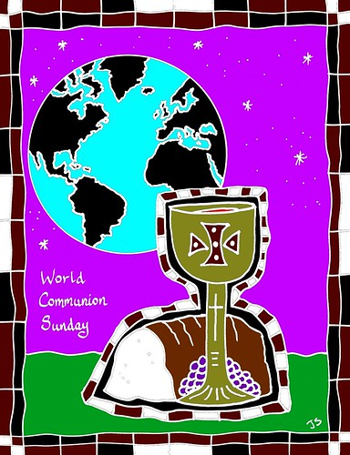World Communion Sunday cover