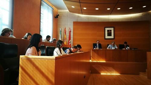 Pleno ordinario del Ayuntamiento del mes de septiembre