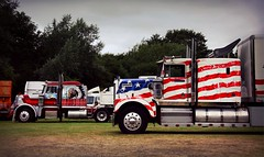 Canon EOS 60D - American Circus Trucks, Swindon