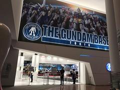 Gundam Base Tokyo - Pre Open