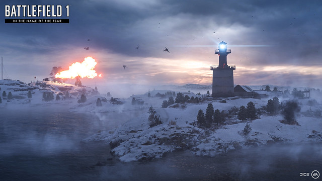 Battlefield 1: In the Name of the Tsar DLC