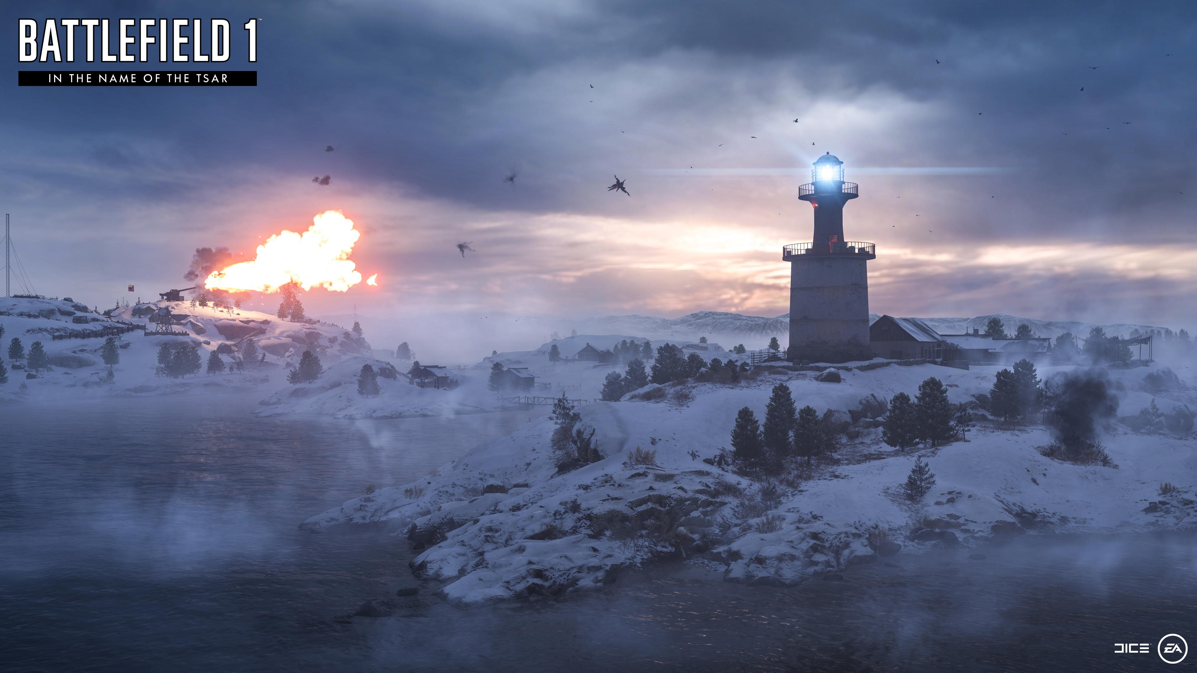 Detalles de la expansión Battlefield 1 En el nombre del zar