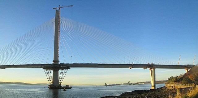 New Forth Road Bridge 37