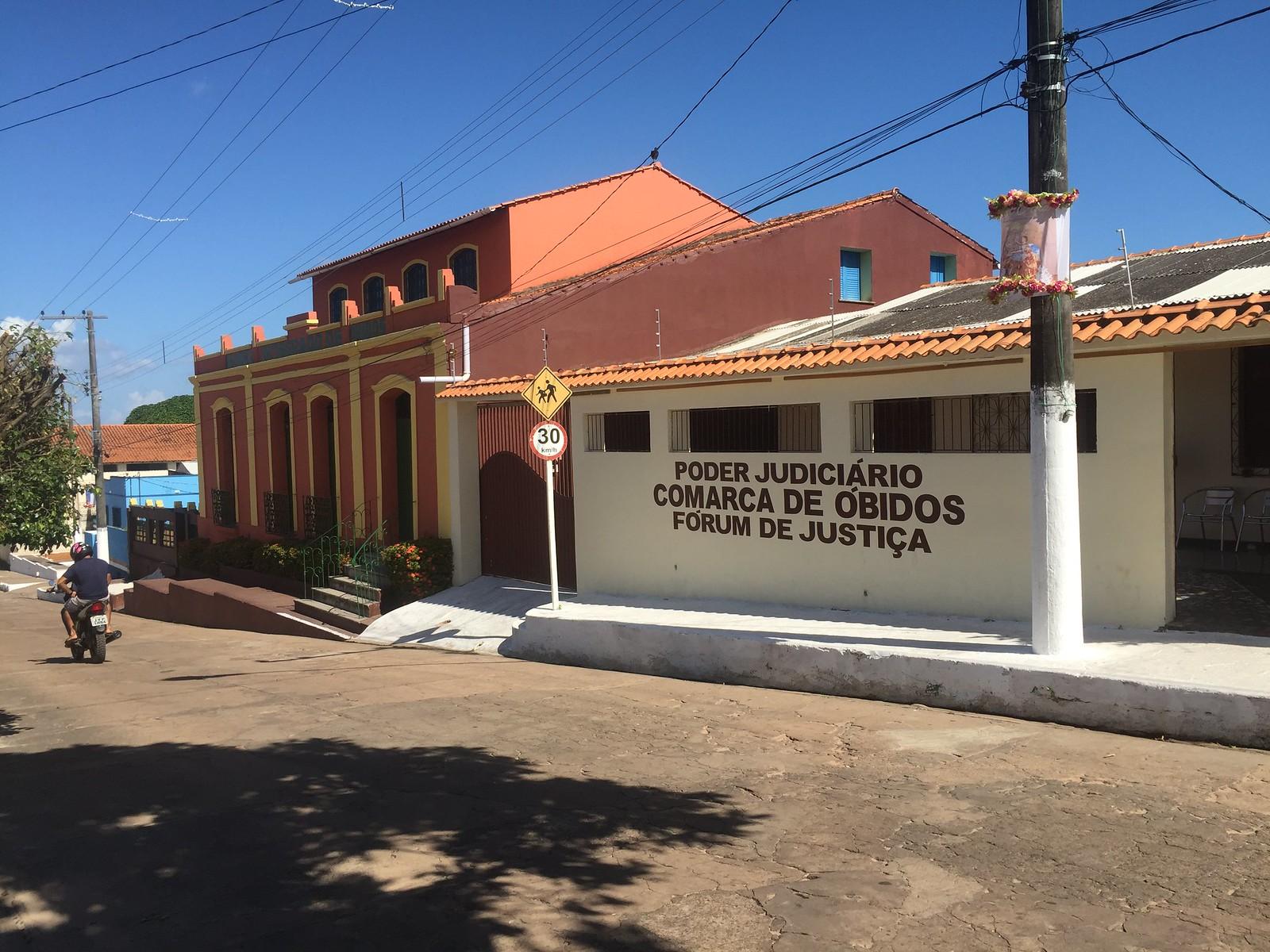 Dono de empresa de medicamentos vira réu por ato de improbidade em Óbidos, Óbidos (6)