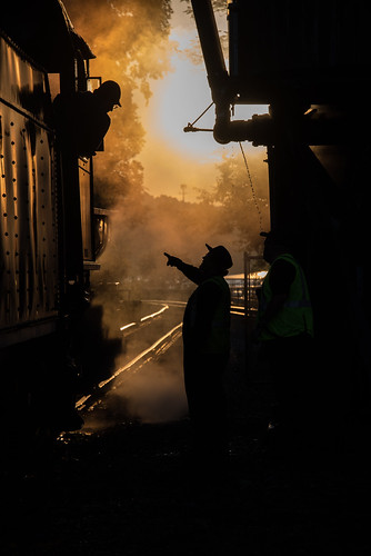 knoxvilleholstonriver southernrailproductions tn tennessee threeriversrambler employee steam sunset railroad railroads train trains railway knoxville unitedstates us