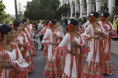 Zermena Dancers Practice