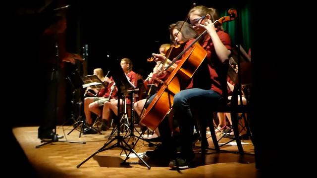 Back 2 the Future: JMOZ meets Lakeside Big Band