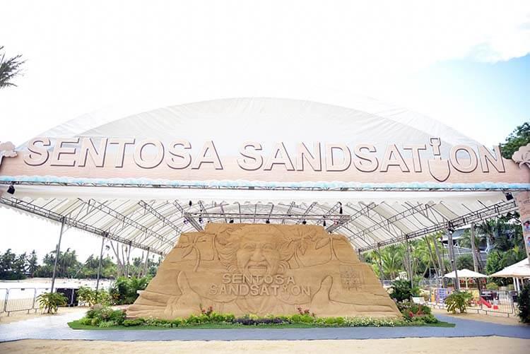 Sentosa Sandsation