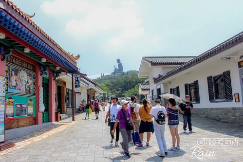 160914f Ngong Ping Village _21