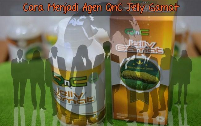 Cara Menjadi Penjual Resmi QnC Jelly Gamat