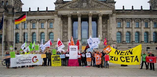 CETA-Aktionstag 2017