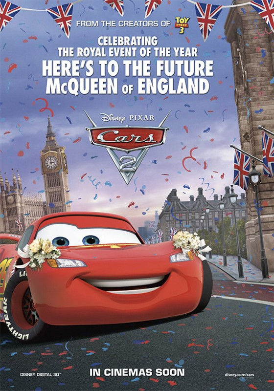 Cars 2 - Poster 7