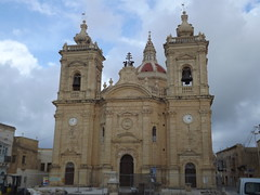Our Lady of Victories Parish Church, Xagħra, Gozo, Malta