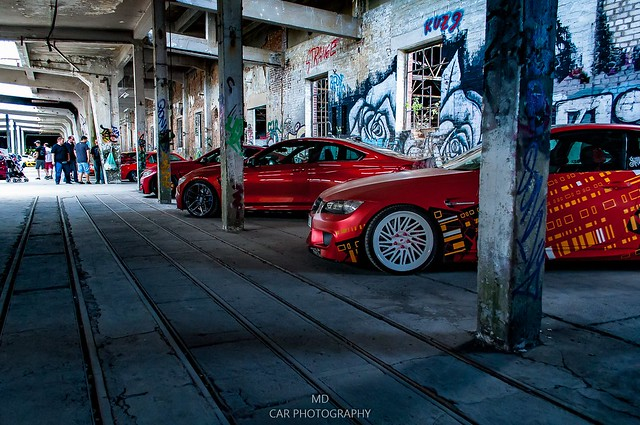 E92RED at DUB Industry